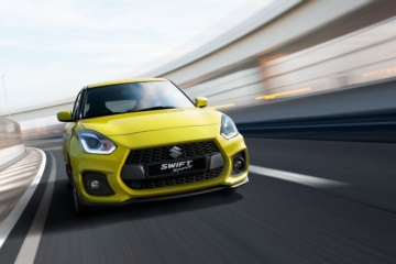 Der Suzuki Swift Sport